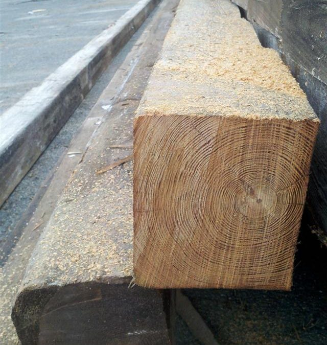 Antique Pine Timbers