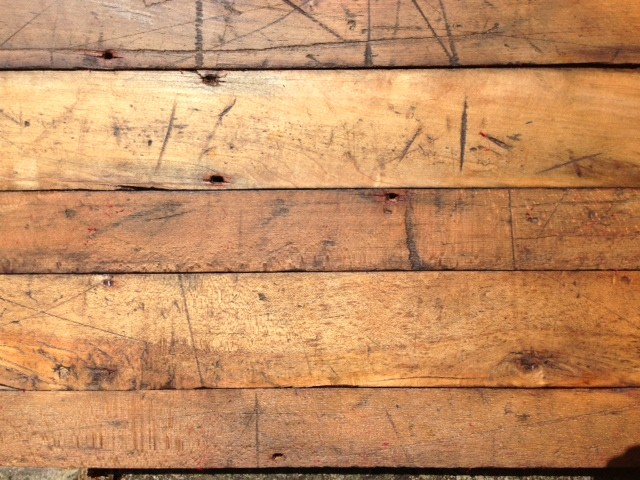 Legendary Vermont maple… flooring?! That's right.