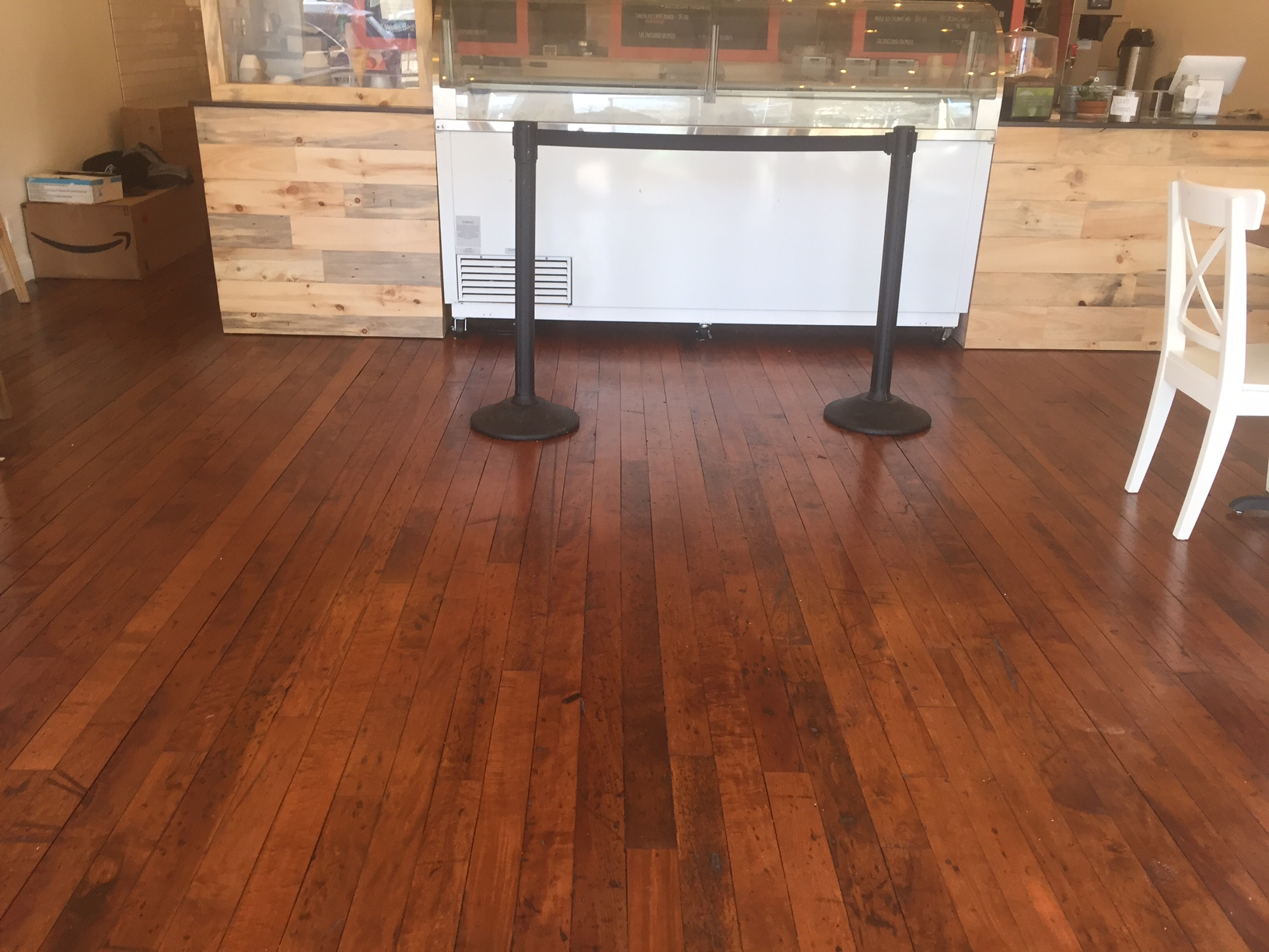 Maple Factory Flooring
