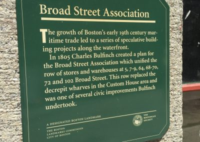 Broad Street, Boston, MA
