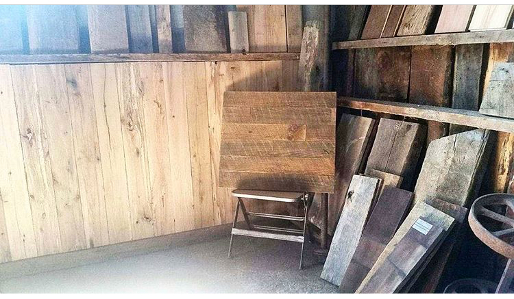 View Our Signature Line Of Premium Reclaimed Wood Products