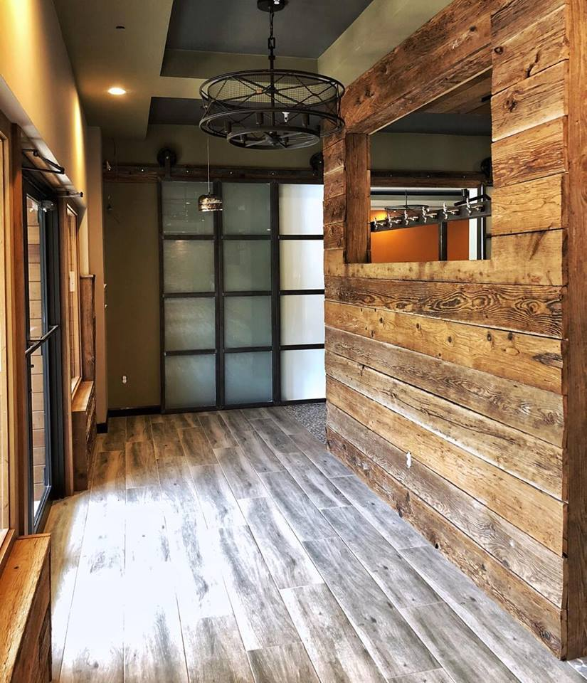 Recent Reclaimed Wood Projects