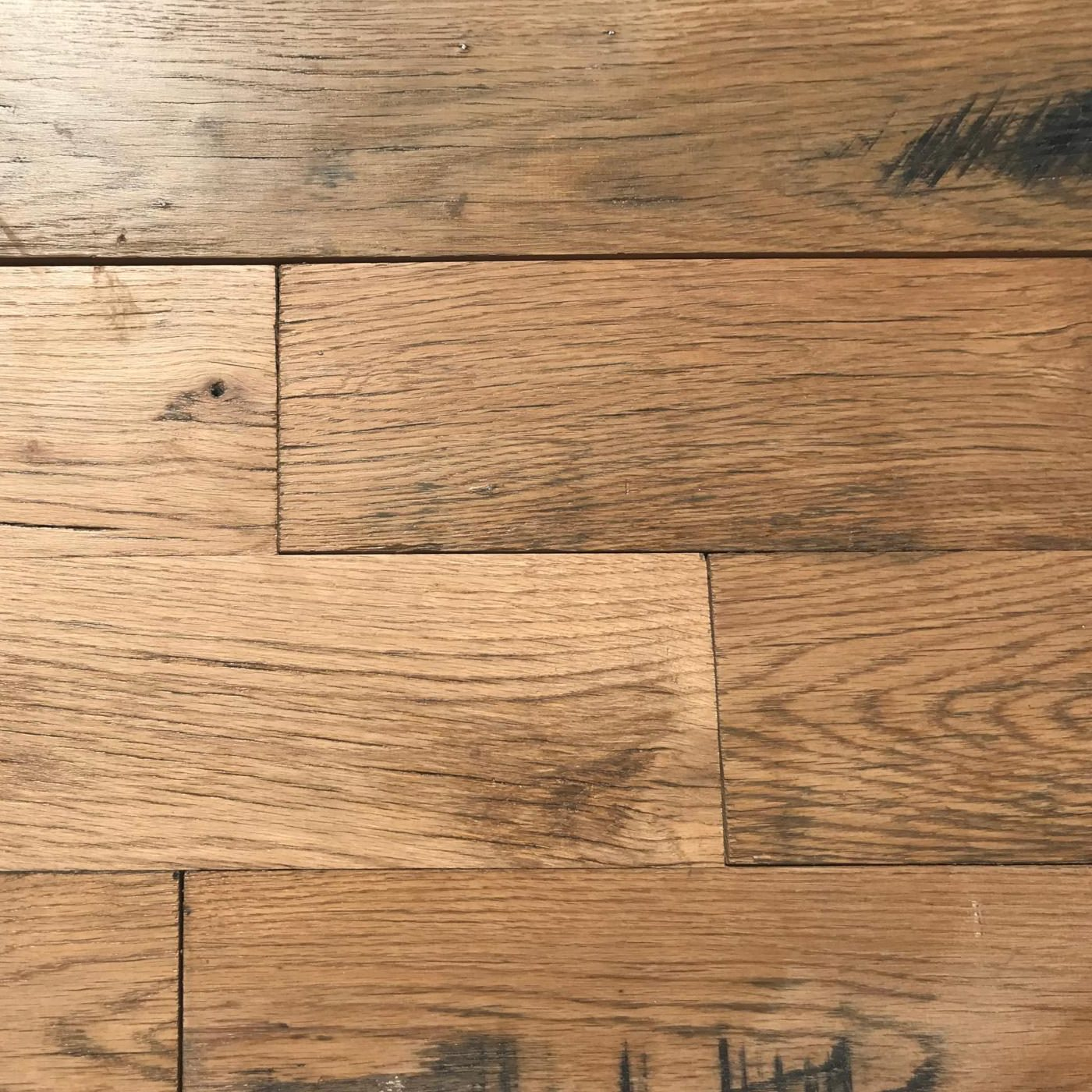 Fence Oak